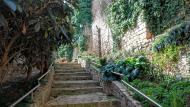 La Guàrdia Lada: carrer del castell  Ramon Sunyer