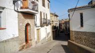 La Guàrdia Lada: carrer  Ramon Sunyer