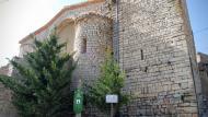 Rubinat: Església romànica de Santa Maria  Ramon Sunyer