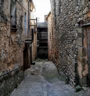 Gramuntell: carrer sense cap  Ramon Sunyer