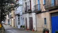 Els Hostalets: carrer  Ramon Sunyer