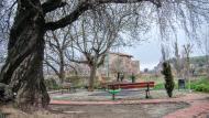 Els Hostalets: parc  Ramon Sunyer