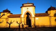 Montornès de Segarra: Cementiri modernista s XIX  Ramon Sunyer