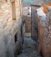 Granyena de Segarra: carrer  Ramon Sunyer
