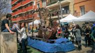 Calaf: atracció pels petits  Ramon Sunyer