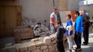 Calaf: Bioconstrucció  Ramon Sunyer