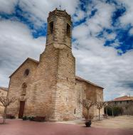 Sant Ramon: església de Sant Jaume de la Manresana  Ramon Sunyer