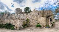 Sant Ramon: castell de la Manresana  Ramon Sunyer