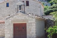 La Manresana: capella  Ramon Sunyer