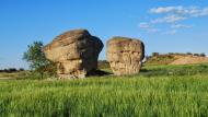 L'Aranyó: pallers de pedra  Ramon Sunyer