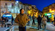 Cervera: El temps molt fred  Ramon Sunyer