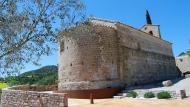 Veciana: Església Santa Maria romànic (XII)  Ramon Sunyer