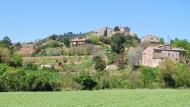 Veciana: vista del poble  Ramon Sunyer