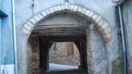Sant Martí Sesgueioles: portal  Ramon Sunyer