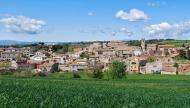 Sant Guim de la Plana: poble  Ramon Sunyer