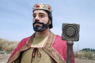 Alta-riba: El nou gegant 'Lo Sinyor Cavaller d'Alta-riba'  AACSMA