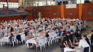 Guissona: festa de la gent gran  Aj Guissona