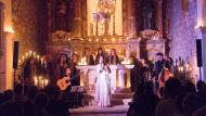 Sedó: Concert ITER LUMINIS de Lídia Pujol, a l'ermita de Santesmasses  Jordi Prat