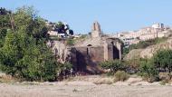 Cervera: Església de Santa Magdalena gòtic s XIV  Ramon Sunyer