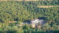Vallfogona de Riucorb: Balneari  Ramon Sunyer