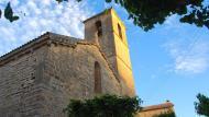 Vallfogona de Riucorb: església de Santa Maria gòtic s. XIII  Ramon Sunyer