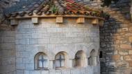 Vallfogona de Riucorb: església de Santa Maria  Ramon Sunyer