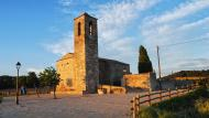 Albió: Església de Sant Gil romànic, gòtic tardà s XII a XVI  Ramon Sunyer