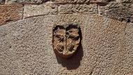 Ratera: escut castell molí  Ramon Sunyer