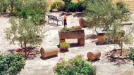 Pelagalls: jardí  Ramon Sunyer