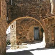 Pelagalls: portal  Ramon Sunyer