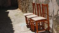 Mont-Roig: esperant la fresca  Ramon Sunyer