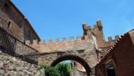 L'Aranyó: muralles  Ramon Sunyer