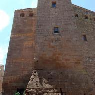 L'Aranyó: castell  Ramon Sunyer