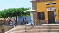 Les Pallargues: lo cafè  Ramon Sunyer