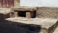 Sant Martí de la Morana: banc  Ramon Sunyer