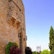 Granyanella: castell  Angela Llop