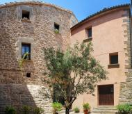 Sant Martí de la Morana: plaça  Ramon Sunyer