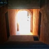 Cabestany: portal  Ramon Sunyer