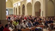Cervera: Commemoració 40 anys Marxa de la Llibertat  Miquel Camacho