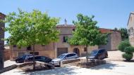 Sant Domí: plaça  Ramon Sunyer