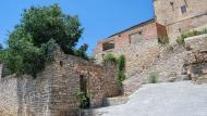 El Castell de Santa Maria: carrers costeruts  Ramon Sunyer