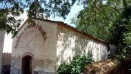 Gospí: Capella de Sant Cosme i Sant Damià  Isidre Blanc