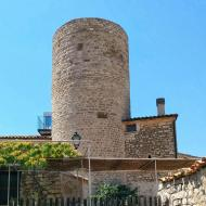 Malacara: Torre de Mejanell  Ramon Sunyer