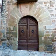 Tarroja de Segarra: Casa Sileta  Isidre Blanc