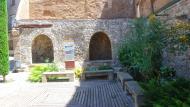 Tarroja de Segarra: plaça vella  Ramon Sunyer
