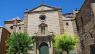 Tarroja de Segarra: Església de Sant Salvador  Ramon Sunyer