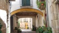 Tarroja de Segarra: carrer de l'església  Ramon Sunyer