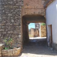 Tarroja de Segarra: pas cobert  Ramon Sunyer