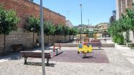 Sant Antolí i Vilanova: parc infantil  Ramon Sunyer