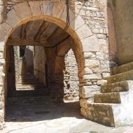 Portell: portal  Ramon Sunyer